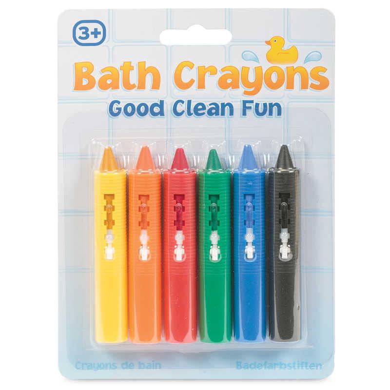 Crayons de bain