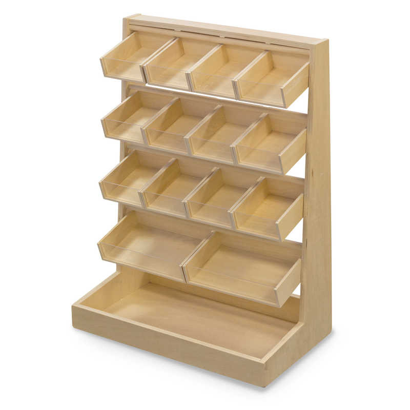 pr sentoir en bois pour petits jouets bon march tobar. Black Bedroom Furniture Sets. Home Design Ideas