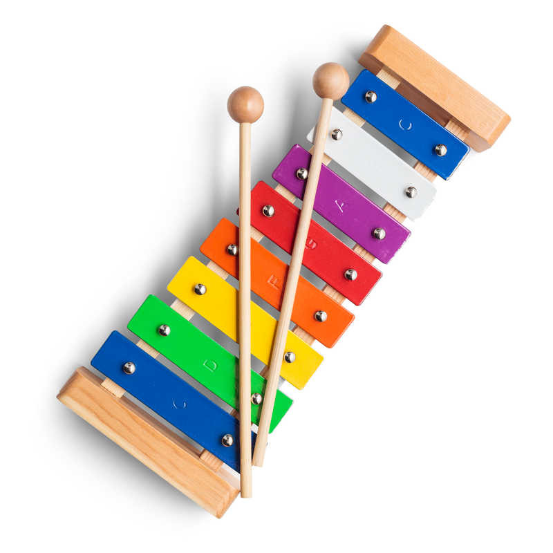 Xylophone à 8notes
