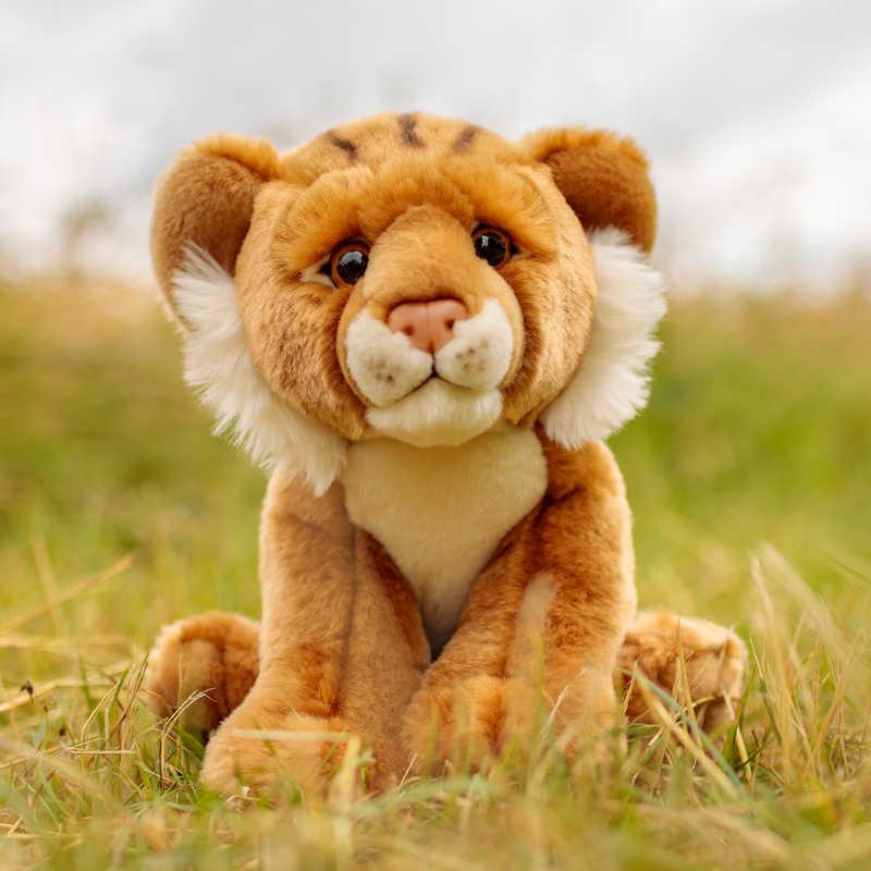 Peluche Animigos - Lionceau