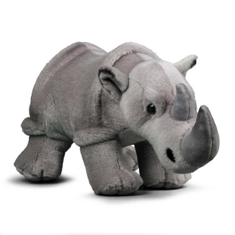 Peluche Animigos - Rhinocéros