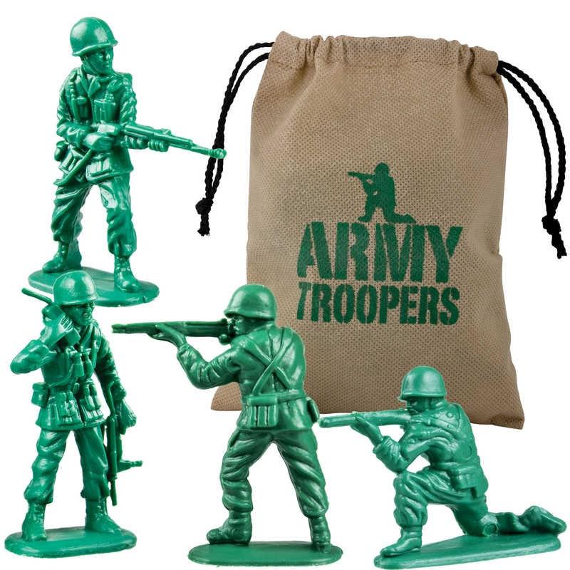 Soldats en plastique