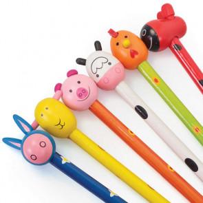 Animal Pencil