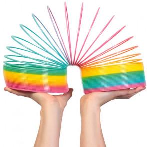 Giant Rainbow Springy