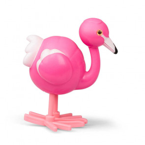 Clockwork Flamingo