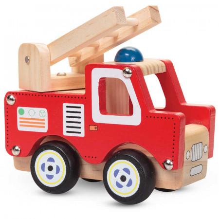 Camions en bois