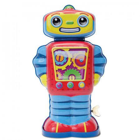Robot En Étain Cosmo