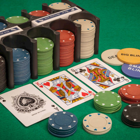Jeu de poker 200Pc