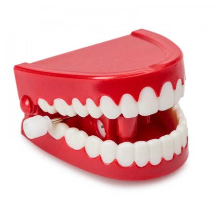 Dents claquantes mécaniques