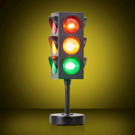Lumo Traffic Light Lamp