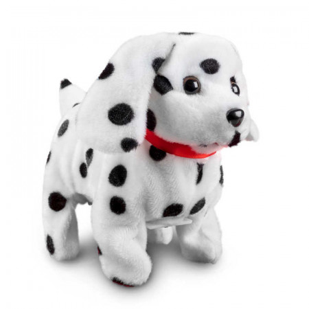 Flipping Puppy Dalmatian