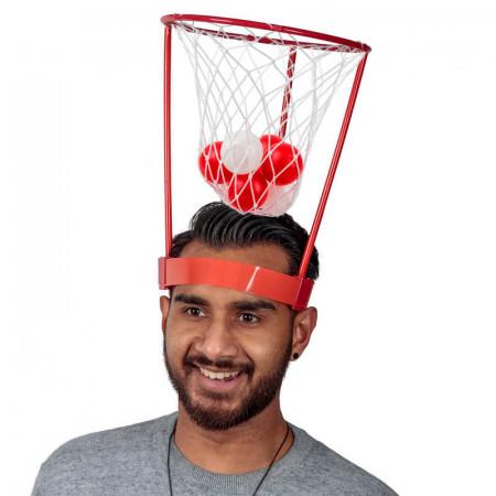 Panier de basket de tête