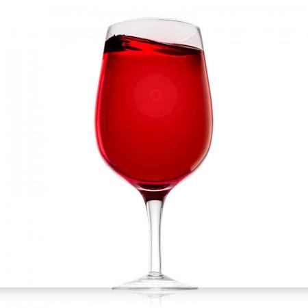 Verre à vin géant
