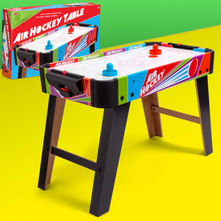 Table de hockey pneumatique