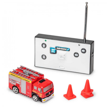 Zoom Mini Rc Fire Truck