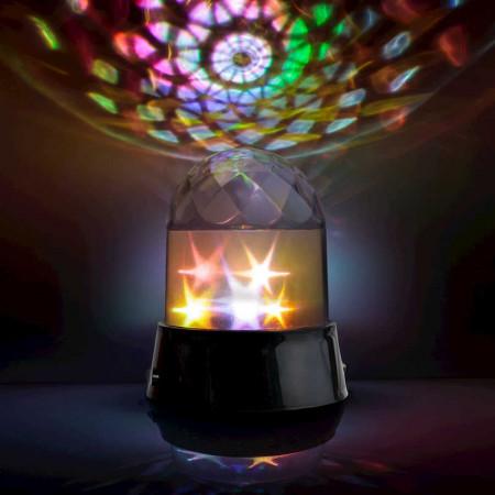 Spinning Star Lamp