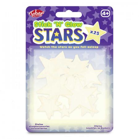 Étoiles luisent-dans-le-noir
