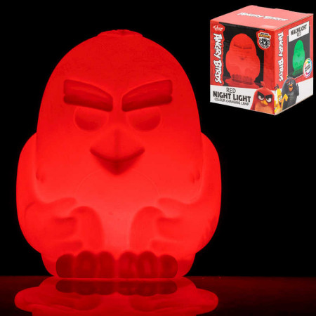 Angry Birds - Veilleuse - Red