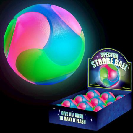 Balle stroboscopique Spectra