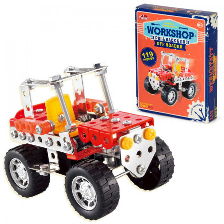 Workshop Pull Back And Go Off Roader
