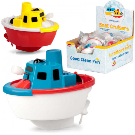 Clockwork Boat Cruisers