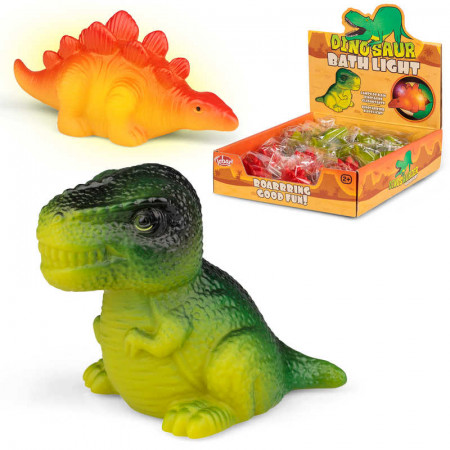 Dinosaur Bath Light