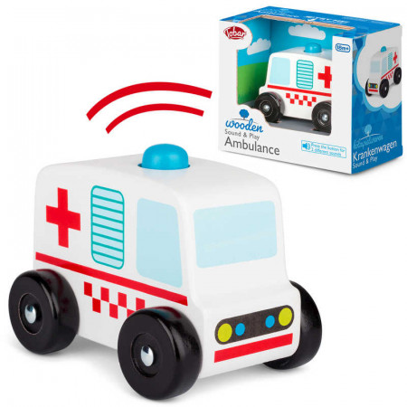 Sound And Play Ambulance