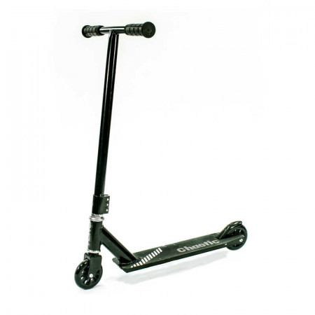 Torq Chaotic  Scooter Black And Silver