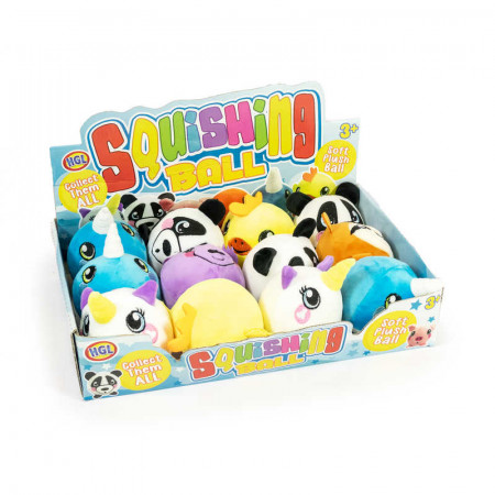 Plush Animal Squishy