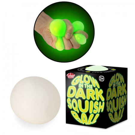 Glow In The Dark Squish Ball