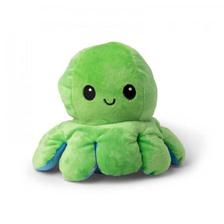 Reversible Plush Octopus 20cm