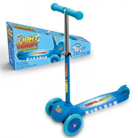 New Light Twist Scooter Blue