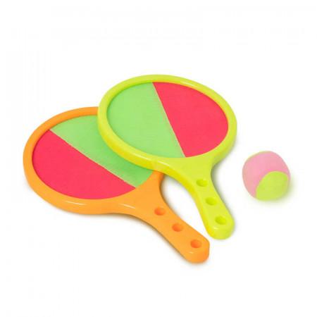 Sticky Racket Challenge