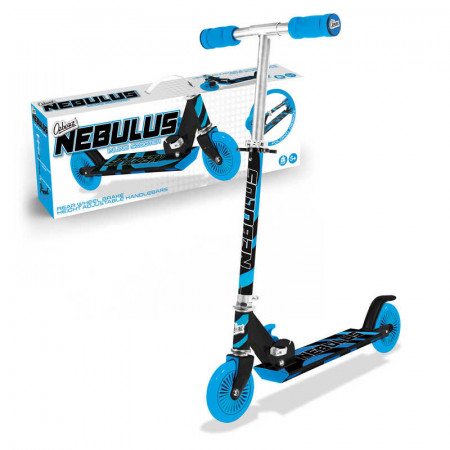 Nebulus Scooter Black and Blue