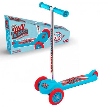 Trail Twist Scooter Blue