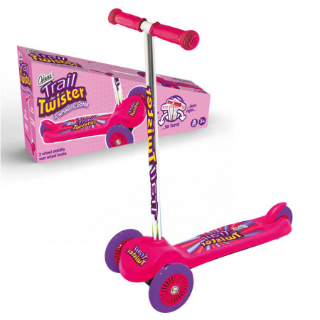 Trail Twist Scooter Pink