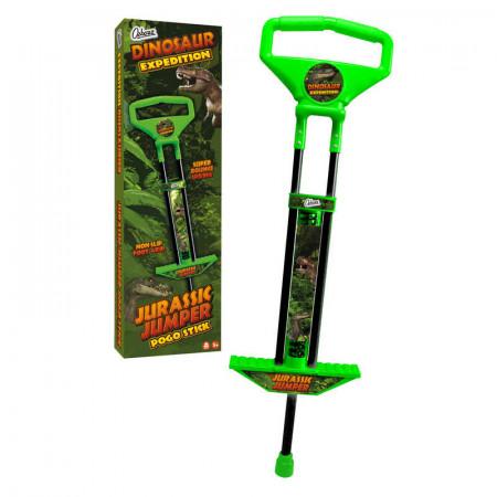 Dinosaur Pogo Stick