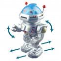 Robot de l'espace télécommandé