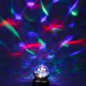 Lampe kaléidoscopique