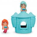 Stretchy Mermaid Castle