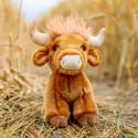 Peluche Animigos - Vache de Montagne