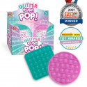 Glitter Push Poppers Toy Assorted