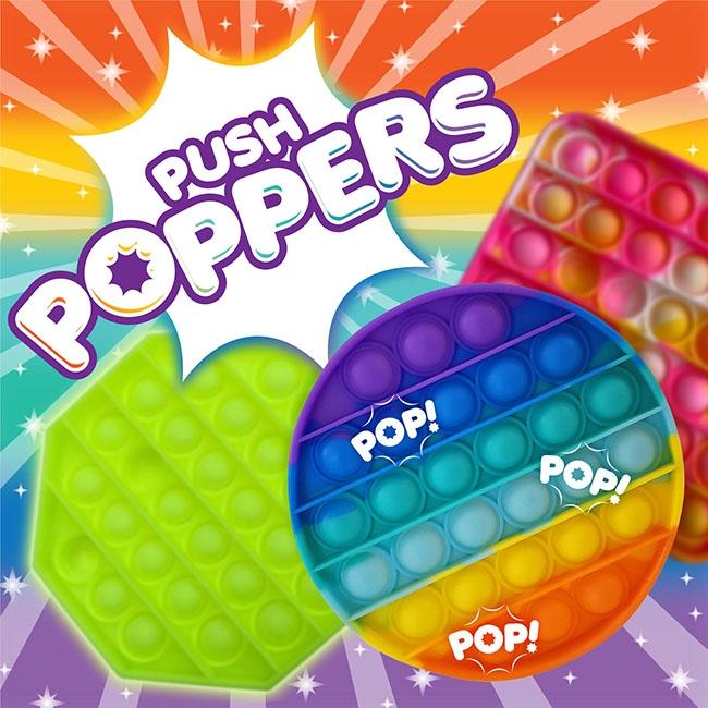 Push Pop It Toys