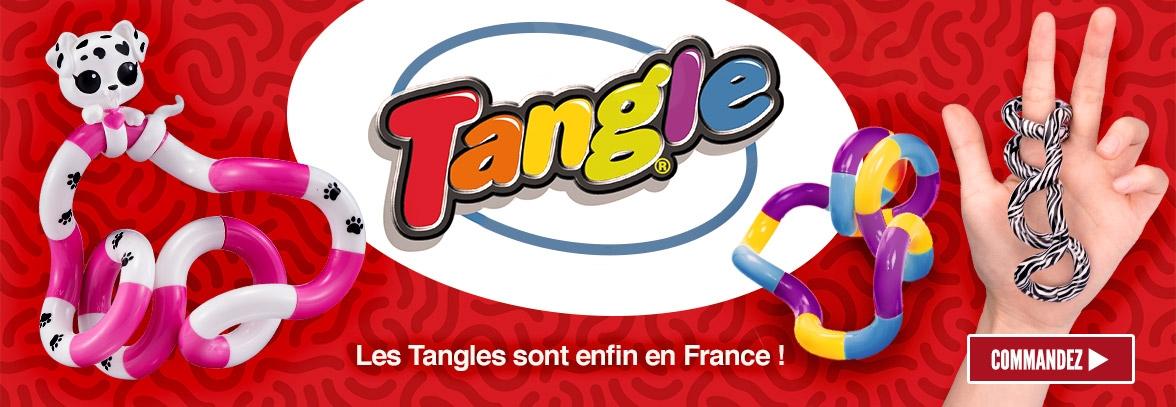 Les Tangles sont enfin en France !